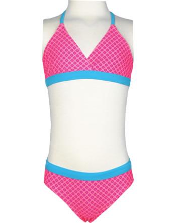 Color Kids Bikini TORIL UV 40+ pink glo 103554-04147