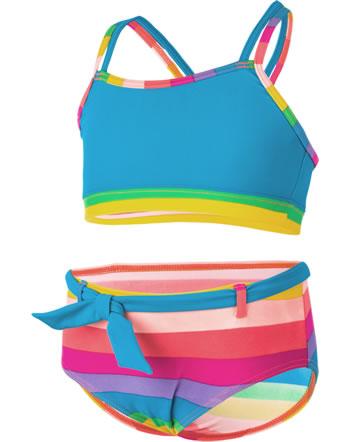 Color Kids Bikini TICKY UV 40+ bluebird gestreift 103562-01113