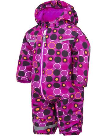 Color Kids Schnee-Overall SEMORA MINI rose violet 103051-04133