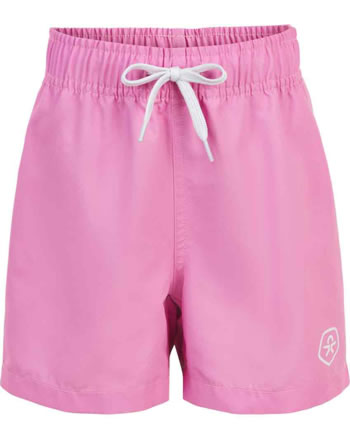 Color Kids Beach shorts UPF 30+ BUNGO fuchsia pink CK104603-482