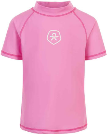 Color Kids Beach-Shirt TIMON UPF 50+ fuchsia pink CK104601-482