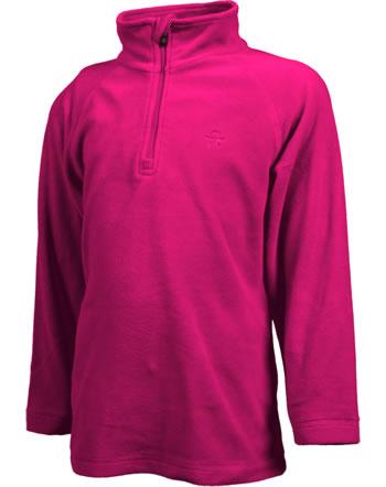 Color Kids Fleece-Pullover SANDBERG rasberry 103794-443