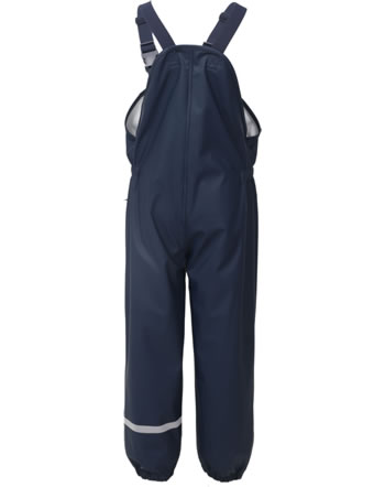 Color Kids Gefütterte Regenhose PU-Buddelhose DALLO midnight navy 104376-1143