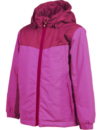 Color Kids Gefütterte Winter-Jacke KELLI camellia rose 103722-4113