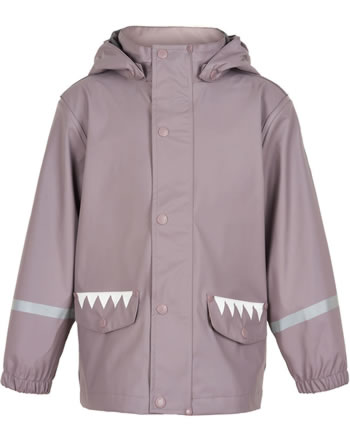 Color Kids PU-Regenjacke Monster KATO grey orchid CK104618-4193