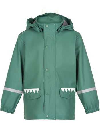 Color Kids PU-Regenjacke Monster KATO bush green CK104618-2155