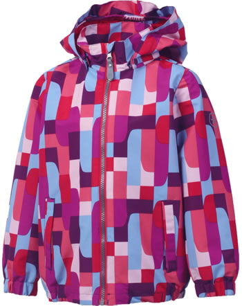 Color Kids Regen-Jacke NEXTOR magenta purple 103956-4123