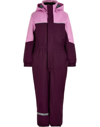 Color Kids Schnee-Overall Air-flo 8.000 potent purple 740346-6554