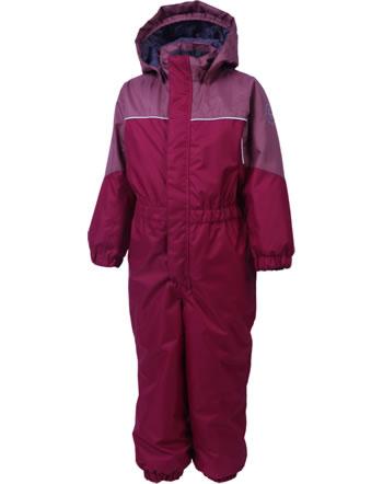Color Kids Schnee-Overall KAZOR Air-flo 8.000 raspberry 104442-443