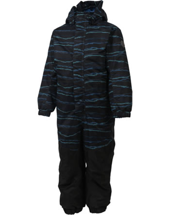 Color Kids Schnee-Overall KLEMENT Air-flo 10.000 blue aster 104441-1101