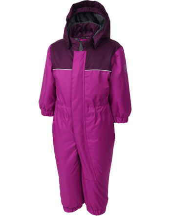 Color Kids Schnee-Overall MINI KOMBI Air-flo 8.000 berry 104065-409