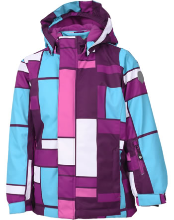 Color Kids Skijacke Winterjacke DONNA Air-flo 10.000 pickled beet 104096-4181