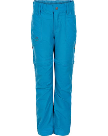 Color Kids Zip Off Hose TIGGO blue sapphire UPF 30+ 104656-189