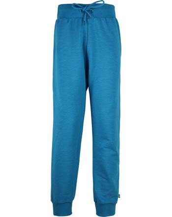Danefae Jogginghose Sweathose Organic BOEG PANTS vintage blue 70147-3392