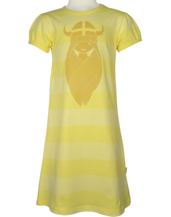 Danefae Kinder-Kleid Kurzarm OCEAN PRINCESS light lemon 10262-4071