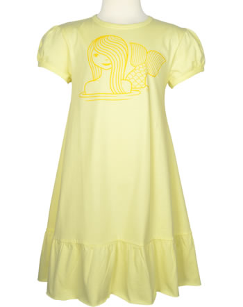 Danefae Kinder-Kleid Kurzarm VESTERBRO SWIMAID light lemon 10323-4021