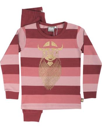 Danefae Kinder-Pyjama Set ORGANIC DVALE rosie Freja 70108-4003