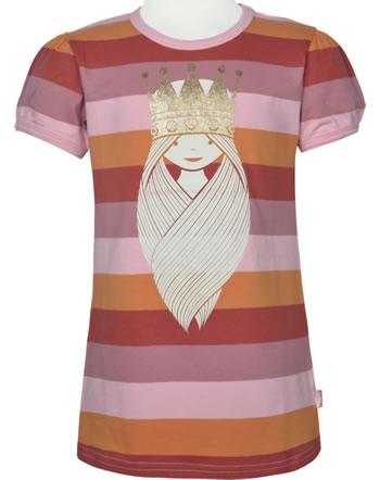 Danefae Kinder-T-Shirt Kurzarm BAGGAARDSKAT TEE farwest princess 10255-4068