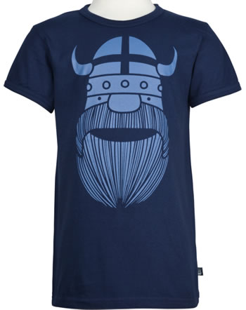 Danefae Shirt manches courtes BASIC ERIK navy 10256-3278