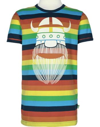 Danefae Kinder-T-Shirt Kurzarm CHIVES TEE ERIK arcenciel 70050-4057