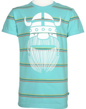 Danefae Kinder-T-Shirt Kurzarm RAINBOW RINGER ERIK huntington 10863-3266