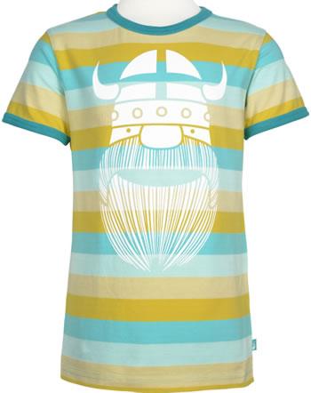 Danefae Kinder-T-Shirt Kurzarm RAINBOW RINGER ERIK olgregg 10863-3265