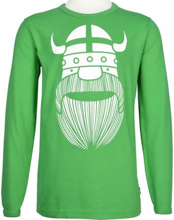 Danefae Kinder-T-Shirt Langarm BASIC ERIK cactus 11454-3249