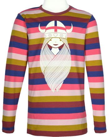 Danefae Kinder-T-Shirt Langarm FREJA NORTHPOLE TEE bongo 11471-3436