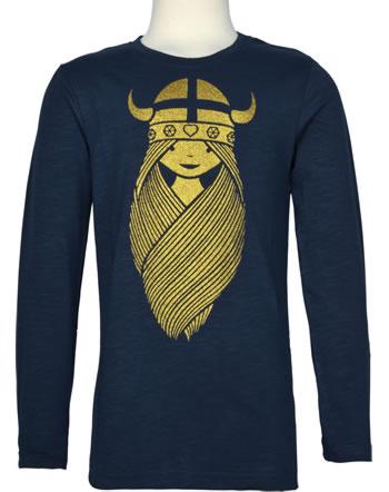Danefae Shirt long sleeves NOOS TWEETY TEE FREJA navy 11430-2607