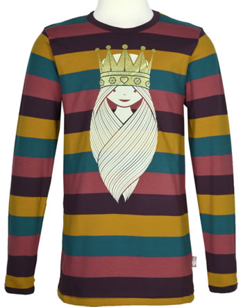 Danefae Kinder-T-Shirt Langarm PRINSESSE NORTHPOLE TEE earthy 11471-3468