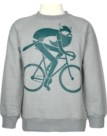 Danefae Sweatshirt AMERIKA BIKING VIKING heather grey 10034-3370