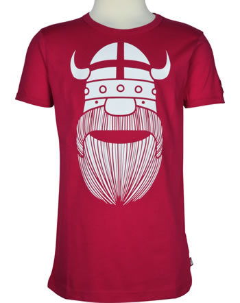 Danefae T-Shirt Kurzarm BASIC SS X ERIK red 30104-2614