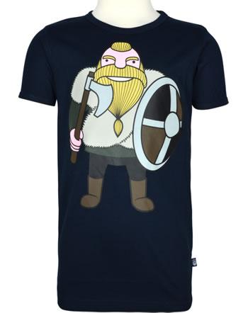 Danefae T-Shirt Kurzarm BASIC SS X HARALD navy 30104-3054