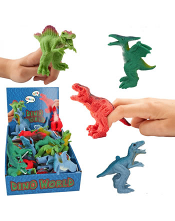 DINO WORLD Fingerpuppe