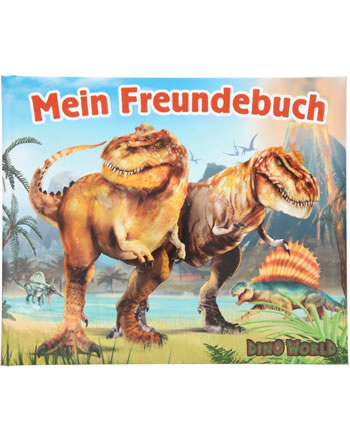 DINO WORLD friendship book - german version