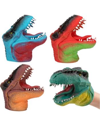 DINO WORLD hand puppet T-Rex