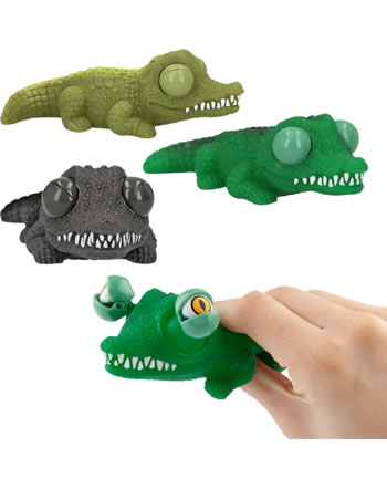 DINO WORLD Crocodile yeux pop-up 7749