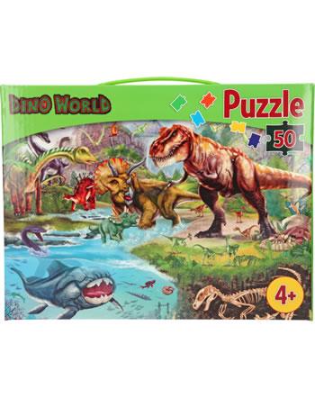 DINO WORLD puzzle 50 oieces