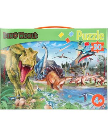 DINO WORLD Puzzle 50 oieces 11646