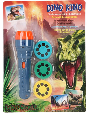 DINO WORLD Torch with 24 visual effects 5667