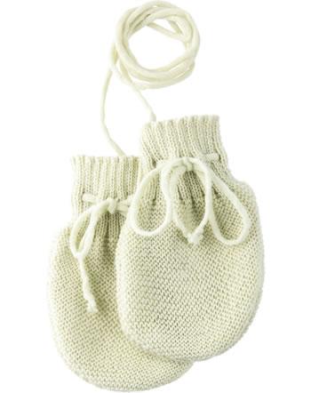 Disana Baby-Fäustel Strick-Handschuhe Schurwolle GOTS natur 3811111