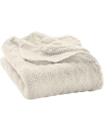 Disana Baby-Woll-Decke 100x80 cm GOTS natur 5111 111 001