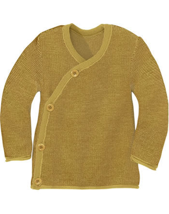 Disana Melange Jacket GOTS curry-gold 3211978