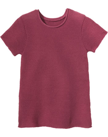 Disana Pullover short sleeve GOTS dry rose 7112 366