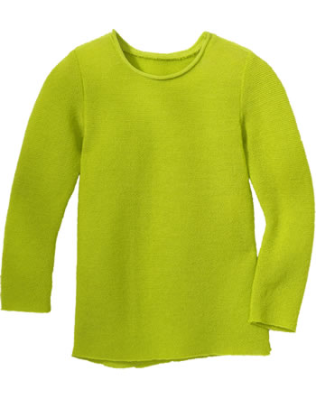 Disana Pullover GOTS granny smith 7111 521
