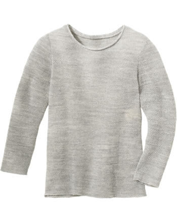 Disana Pullover GOTS light grey 7111 120