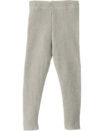 Disana Knitted Leggings GOTS grey 3312121