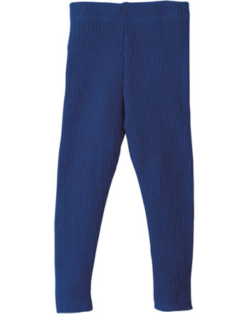 Disana Knitted Leggings GOTS navy 3312229