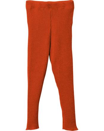 Disana Strick-Leggings Schurwolle GOTS orange 3312771