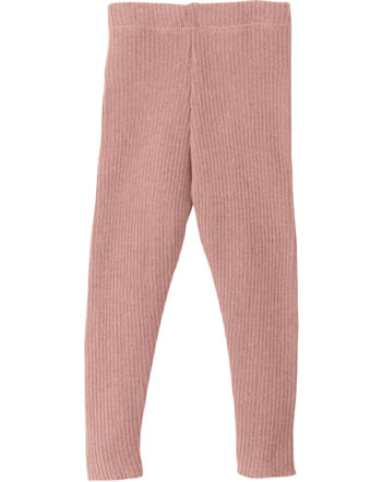 Disana Knitted Leggings GOTS rosé 3312315